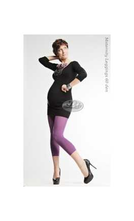 Maternity 3/4 leggings 60den
