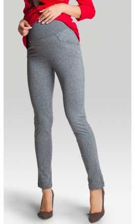 Warm maternity leggins - trousers BELLY