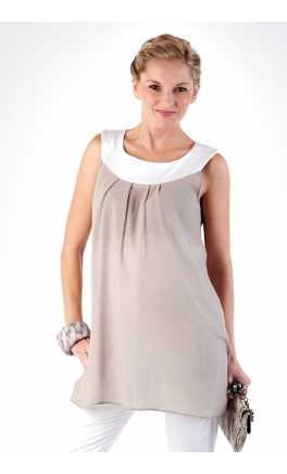 Maternity and after blouse EMANUELE