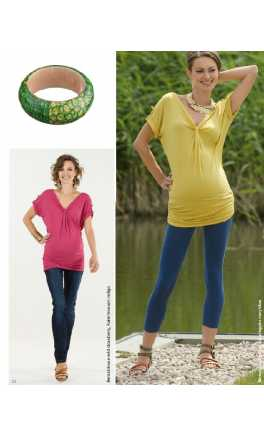 Maternity and after tunic BERNA