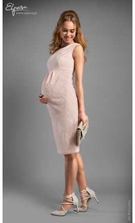 Occasional maternity dress SIENNA